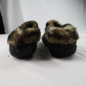 Isotoner Shoes - Isotoner Women's Sz 9.5-10 Faux Fur Slippers #0579